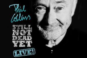Wien - Phil Collins Konzert