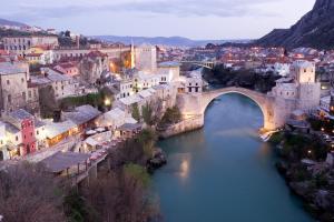 Kroatien, Bosnien und Herzegowina - Busreise