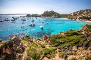 Sardinien - Cannigione di Arzachena