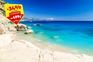 Sardinien - Cala Gonone