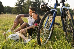 Entlang der Etsch - Fahrradtour