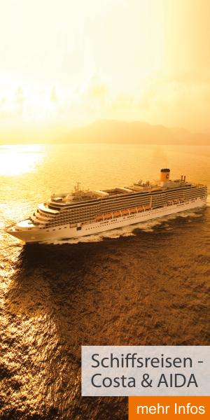 Schiffsreisen - Costa & AIDA