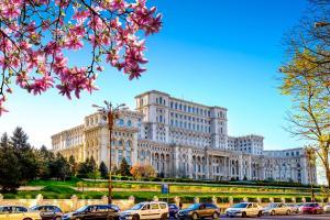 Ein Tag in Bukarest