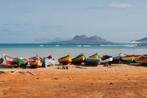 Insel Sal - Kapverden