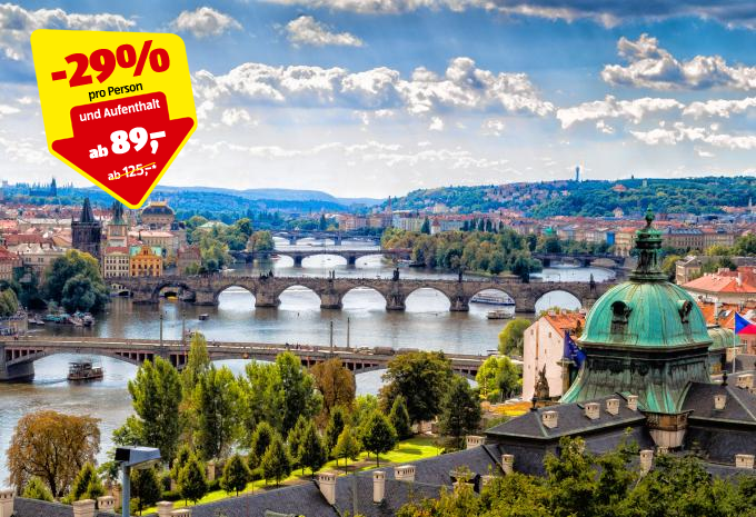 Prag Karte Offentliche Verkehrsmittel.Prag Hofer Reisen