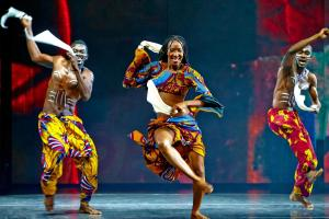 Salzburg - Afrika! Afrika! Show