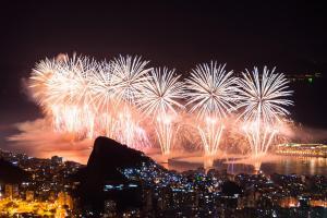 Brasilien mit Silvester an der Copacabana - Kreuzfahrt & City-Trip