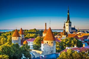Baltikum - Fly & Drive