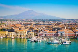 Sizilien - Catania