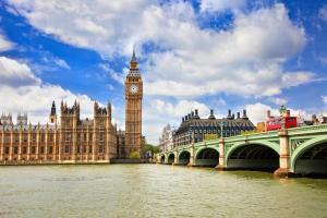 Ein Tag in London