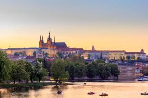 Ein Tag in Prag