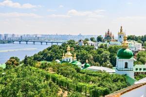 Ein Tag in Kiew