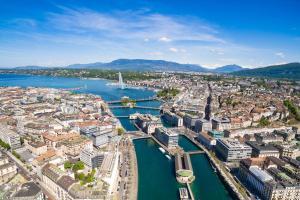 Ein Tag in Genf