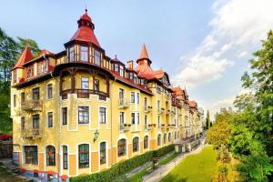 Hohe Tatra - Tatranská Lomnica