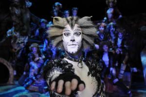 Wien - Musical CATS