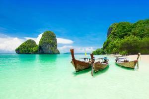 Thailand - Andamanen - Inselhüpfen
