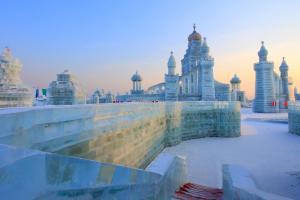 China mit Ice & Snow World Harbin - Rundreise