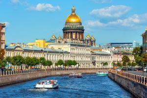 St. Petersburg & Moskau - Rundreise