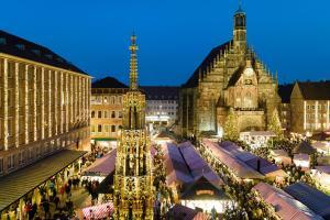Christkindlesmarkt Nürnberg - Busreise