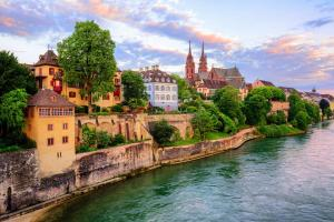 Ein Tag in Basel