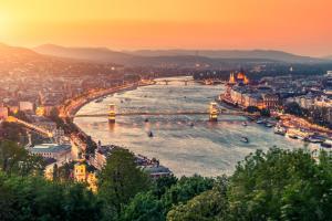 Entlang der Donau - Flusskreuzfahrt