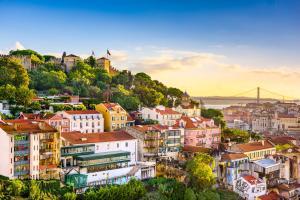 Portugal - Sternfahrt