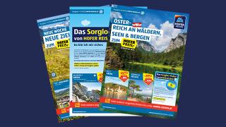 Wochenkatalog Prospekt Reisen-Katalog HOFER REISEN