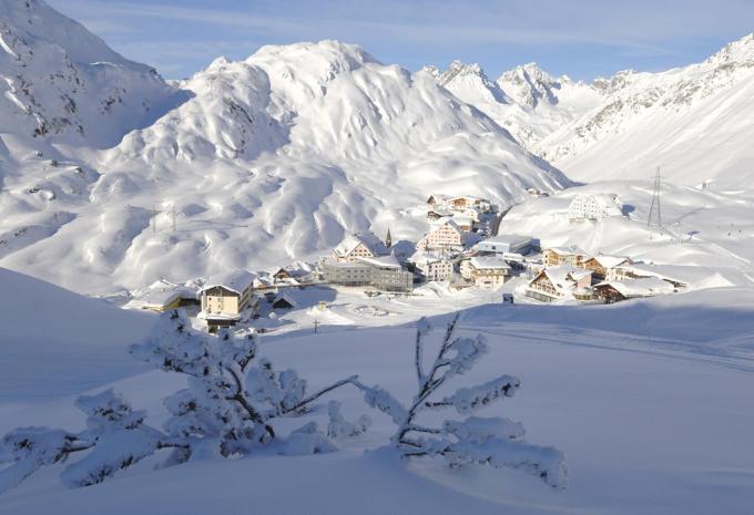 Anfahrt | Arlberger Bergbahnen