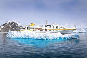 Antarktis - Kreuzfahrt