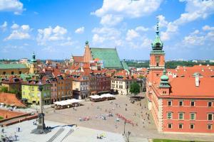 Ein Tag in Warschau