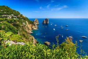 Golf von Neapel - Inselhüpfen