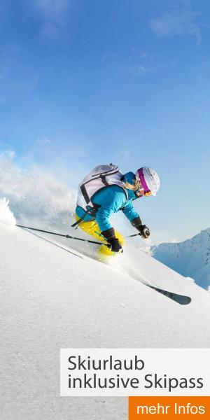 Skiurlaub inklusive Skipass