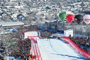 Hahnenkammrennen Kitzbühel - Busreise