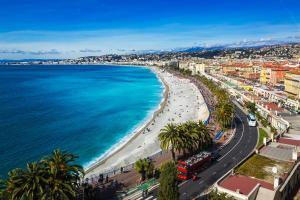 Côte d'Azur - Busreise