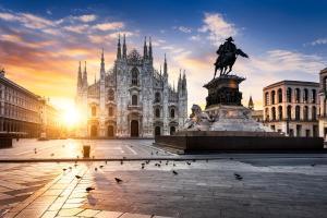Mailand - ÖBB Nightjet