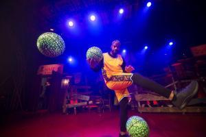Linz - Mama Africa - Circus der Sinne - Show