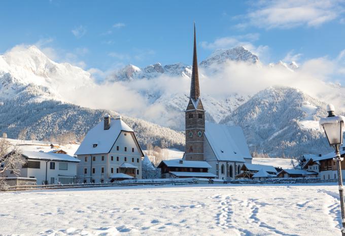 Alm- und Httenwanderungen Salzburger Land: Pinzgau - Pongau