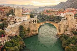 Kroatien & Bosnien-Herzegowina - Rundreise