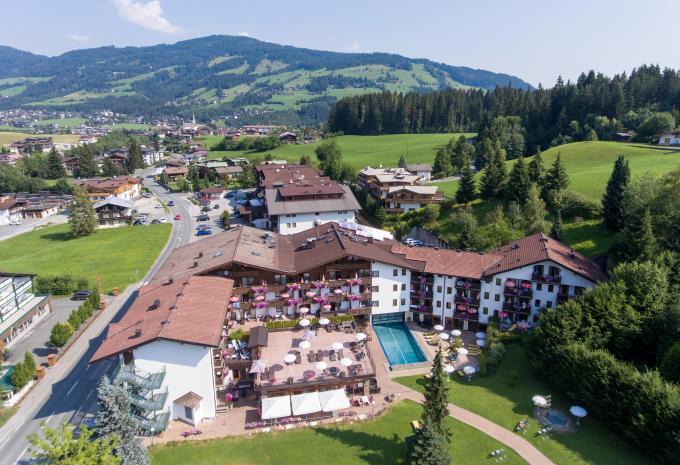 Dorffest Kirchberg - in den Kitzbheler Alpen