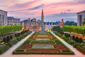Brüssel - ÖBB Nightjet