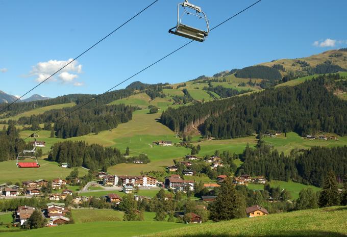 Fleckalm Trail in Kirchberg | Tirol in sterreich
