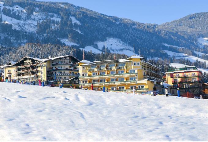 Unterknfte Fgen - Spieljoch: Hotels Fgen - BERGFEX