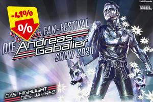 München - Andreas Gabalier - Das Volks-Rock'n'roller Fan-Festival 2020