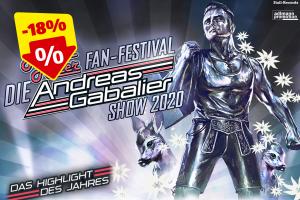 München - Andreas Gabalier - Das Volks-Rock'n'roller Fan-Festival2020