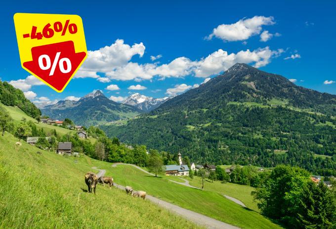 Preise und Angebote im Hotel Alpenrose in Schruns