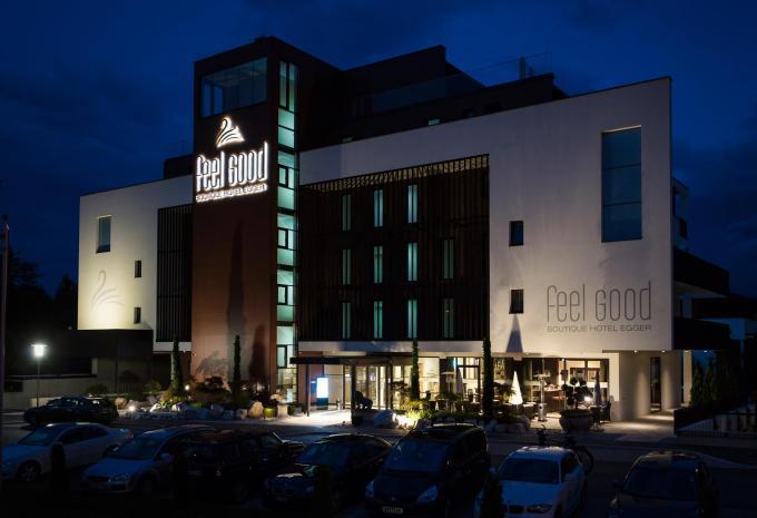 Rosenheim Hotel & Dependance in Krumpendorf am Wrther