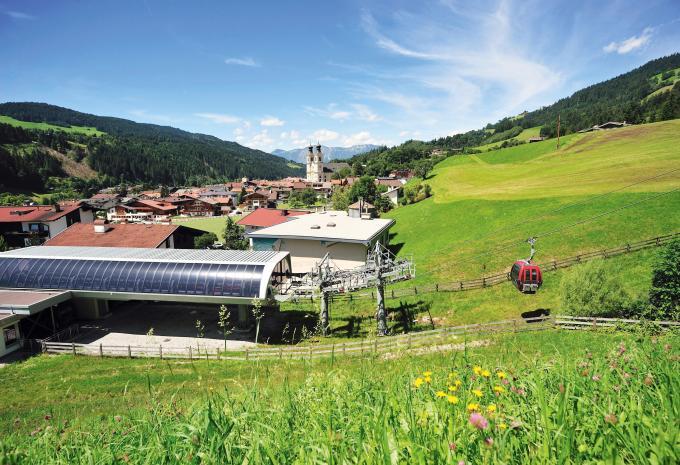Drittlhof - Urlaub am Bio-Bauernhof (Hopfgarten im Brixental