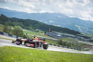 Formel 1 Grand Prix Spielberg - Busreise