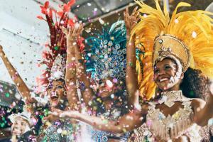 Südamerika mit Karneval in Rio - Kreuzfahrt