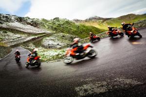 Südtirol - Geführte Motorradtour
